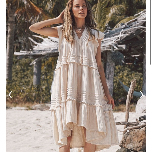 Spell & The Gypsy Collective Dresses & Skirts - Spell HANALEI MIDI DRESS